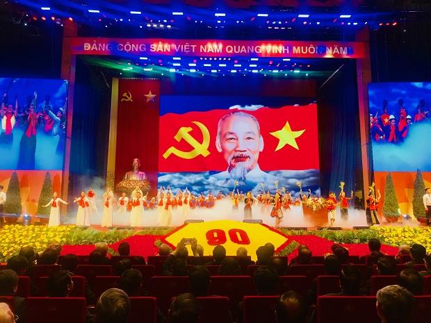 Đảng Cộng sản Việt Nam - niềm tin,  niềm tự hào của dân tộc Việt Nam