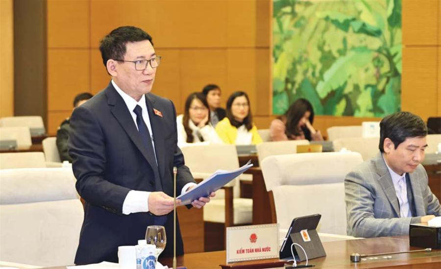 Tổng Kiểm toán Nhà nước Hồ Đức Phớc tái đắc cử Ban Chấp hành Trung ương Đảng khóa XIII