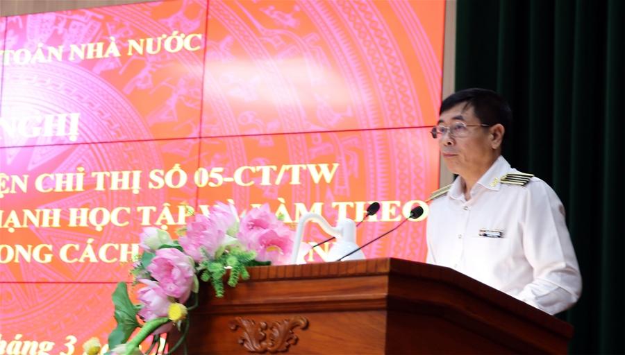 Kiểm toán Nhà nước sơ kết 5 năm thực hiện Chỉ thị số 05 của Bộ Chính trị