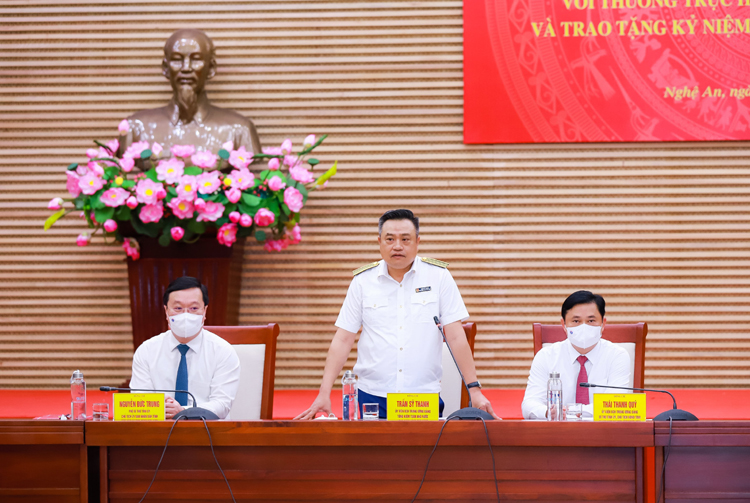 Quy chế phối hợp giữa Kiểm toán nhà nước, Thường trực HĐND, UBND tỉnh Nghệ An có ý nghĩa thiết thực trong giai đoạn mới