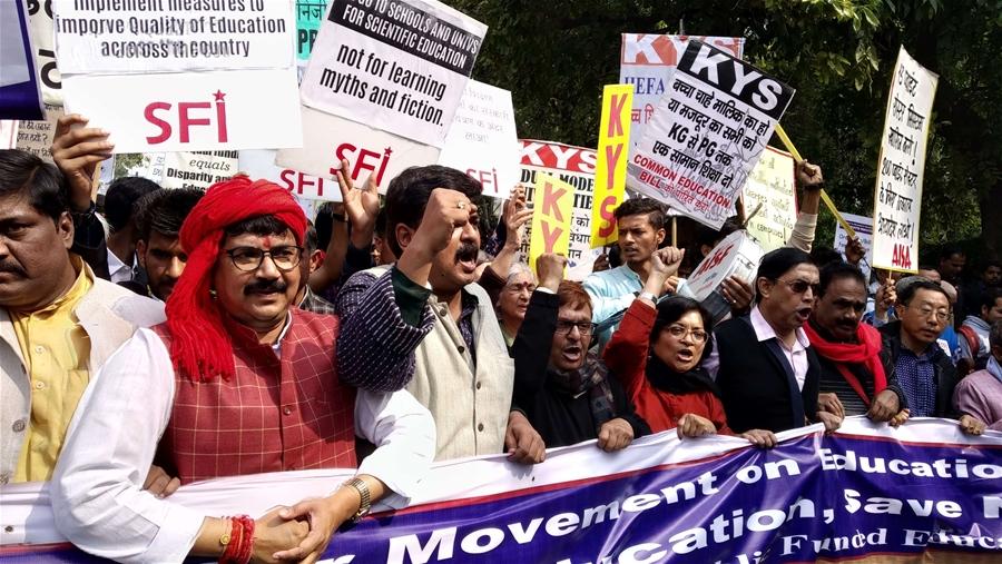 Ấn Độ: Sai phạm tài chính nghiêm trọng  tại Trường Apeejay