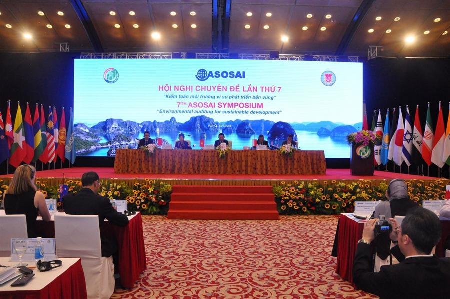Hội nghị chuyên đề lần thứ 7 của Đại hội ASOSAI 14: Tập trung bàn thảo để thúc đẩy kiểm toán môi trường