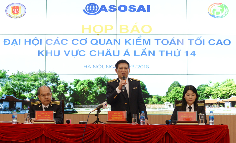 Kiểm toán muốn nâng cao hiệu quả các dự án môi trường tại Việt Nam