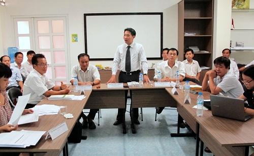 Tham gia AEC, lĩnh vực kiểm toán độc lập tại Việt Nam sẽ phải cạnh tranh gay gắt với DN cùng ngành nghề trong khu vực Ảnh: T.K