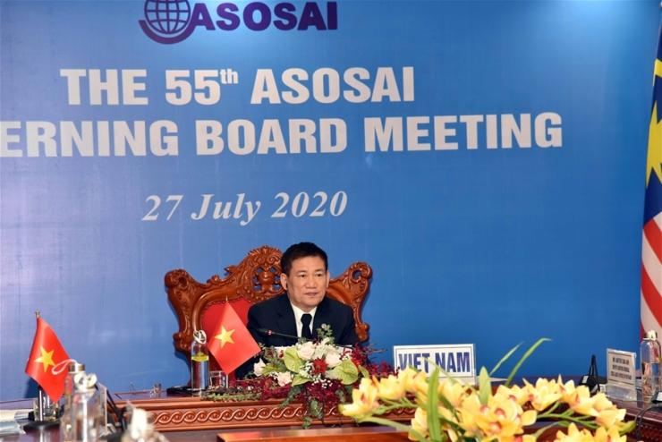Cuộc họp lần thứ 55 Ban điều hành ASOSAI